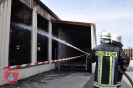 Brand Terrasan - Der Schaden