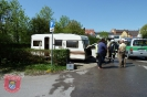 Einsatz Nr.27/2012: Wohnanhänger gerät in Brand