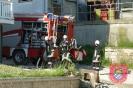 Einsatz Nr.38/2013:  Brand bei sengender Hitze: Widrige Umstände, selbstlose Hilfe