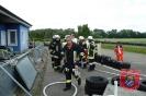 Einsatz Nr.43/2013: Brandstiftung an frührer Kartbahn