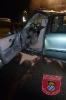 Einsatz Nr.81/2014: Auto kracht frontal gegen Laster